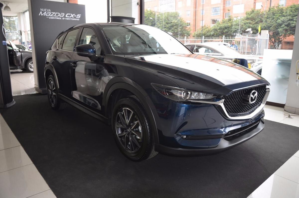 What Is Skyactiv Mazda >> Nueva Mazda Cx5 Grand Touring , Modelo 2019 - $ 110.800 ...