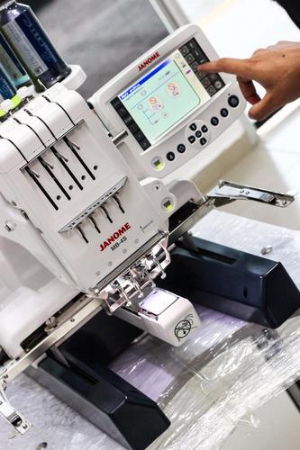 nueva mb-4s.promocion,bordadoras,maquinas de bordar,bordador