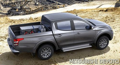 nueva mitsibishi l200 di-d 2.4 at adelanto y cuotas
