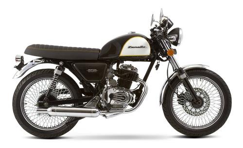 nueva moto 0 km zanella ceccato aniversario! o km 999 motos