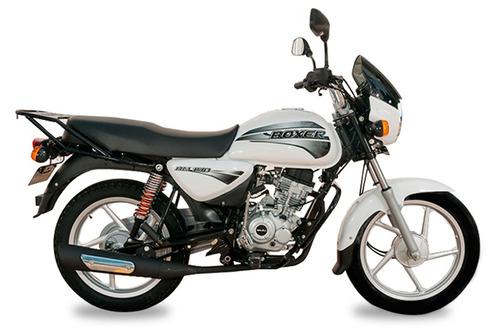 nueva moto bajaj boxer 150 full 2018 0km urquiza motos calle