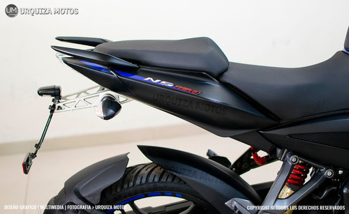 nueva moto bajaj rouser ns 160 exclusiva 0km urquiza motos