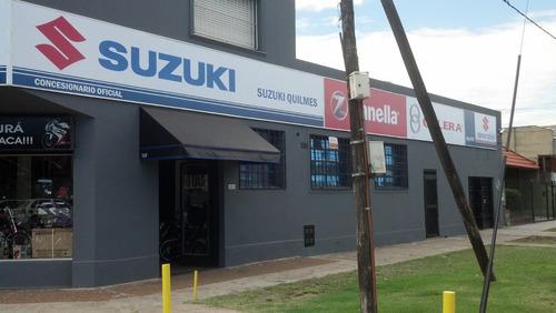 nueva moto custom suzuki gn 125 f 2018 suzuki quilmes