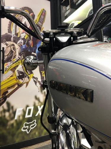 nueva moto custom suzuki gn 125 usada solo 10 mil km 2015