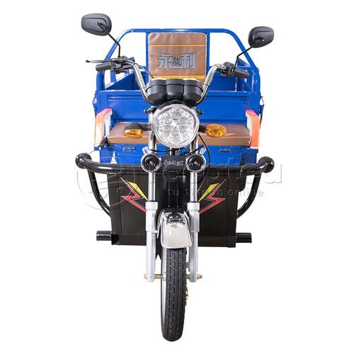 nueva moto eléctrica jet cargo 250kg ecológica ahorradora