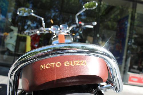 nueva moto guzzi v7 iii aniversario única - motoplex devoto