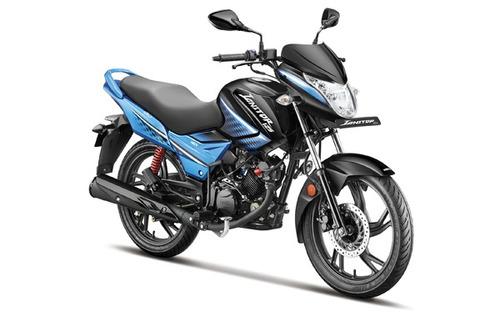 nueva moto hero ignitor 125 is3 exclusivo 0km 2020 calle