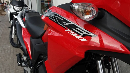 nueva moto honda xre190 abs 2017 inyeccion entrega inmediata