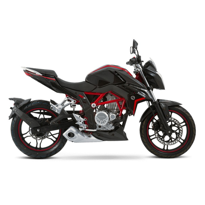 Zanella Rx 200 Modelo - Brick7 Motos
