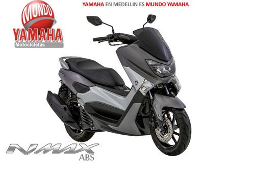 nueva n-max 155 abs modelo 2020 mundo yamaha