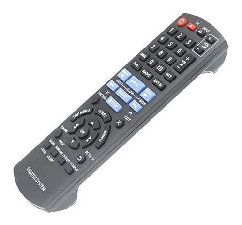 nueva n2qayb000694 control remoto apto para panasonic dvd de