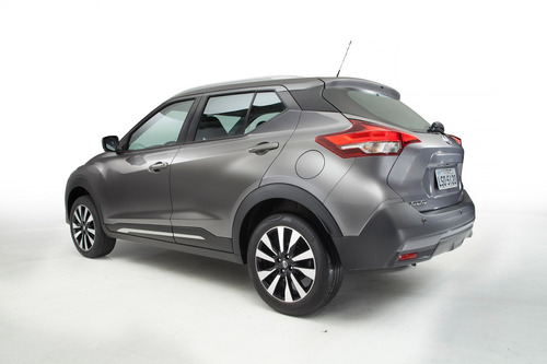 nueva nissan kicks advance man, cvt y exclusive 2018