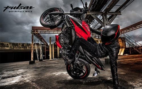 nueva ns 200 fi inyeccion rouser bajaj con abs urquiza motos
