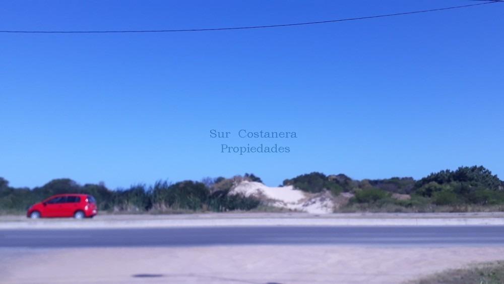 nueva opcion terreno esquina sobre rambla costanera