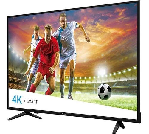 nueva pantalla 4k led smart tv hisense 43 pulgadas con roku