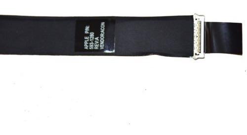nueva pantalla lcd cable 593-1280 593-1280a para imac 21,5