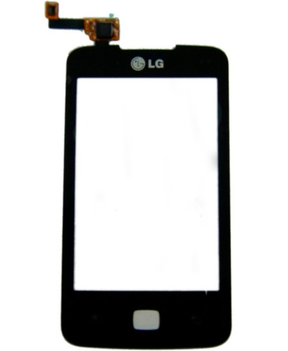 nueva pantalla tactil touch screen lg e510 optimus hub black