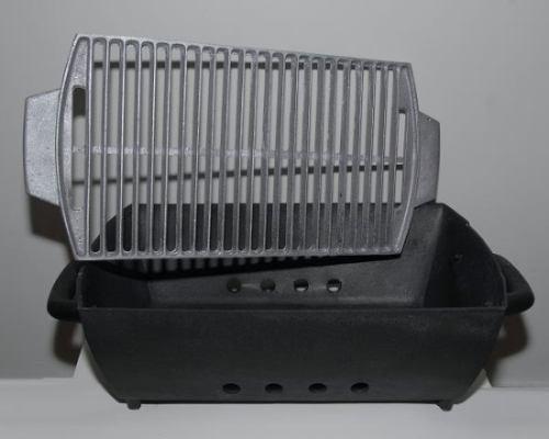 nueva parrillera a carbón gaucho grill de orangex