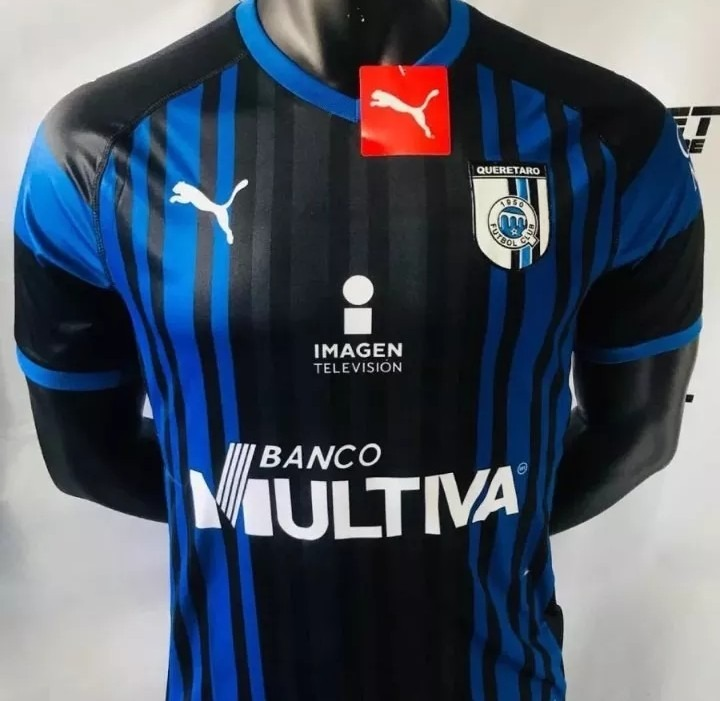 Nueva Playera Jersey De Los Gallos De Queretaro Local 2019 ... 96b0dccff11ec