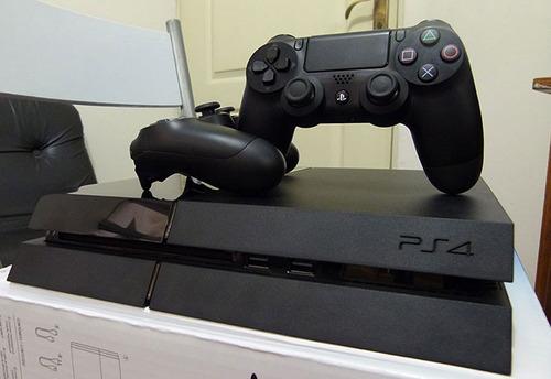 nueva playstation 4 + 2 controles + fifa 17 de regalo