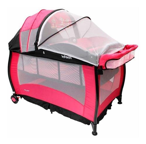 nueva practicuna para bebe completa infanti pink