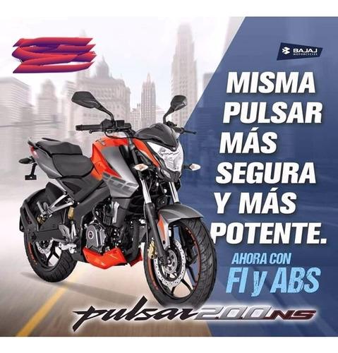 nueva pulsar 200 ns inyección  tomamos tu moto
