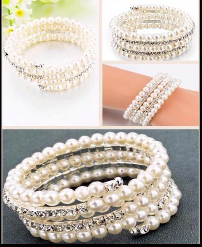 nueva pulsera de perlas fashionfashion