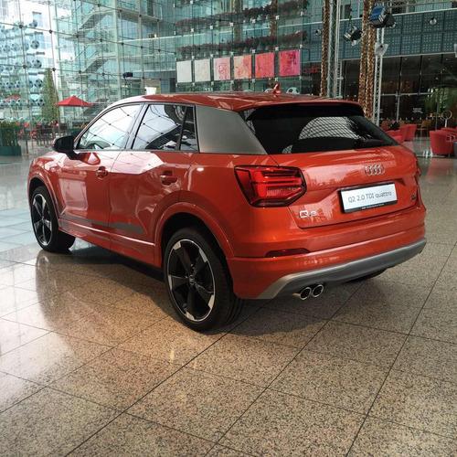 nueva q2 1.4tfsi stronic sport front (150cv) en autovisiones