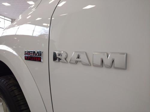 nueva ram 1500 laramie 5.7 v8 4x4 0km sport cars la plata