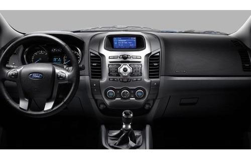 nueva ranger en cuotas ford - plan nacional