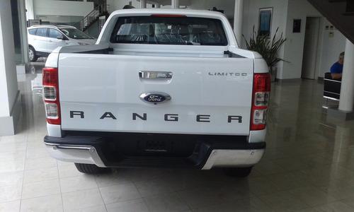 nueva ranger ltd 4x4 m/t okm. e/inmediata! el mejor precio!