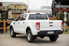 nueva ranger xl c/doble 4x2 nafta oferta!!