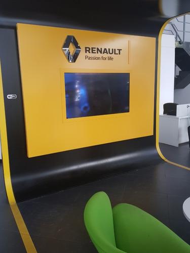 nueva renault kangoo 1.6 bonificacion de gobierno tasa    jl