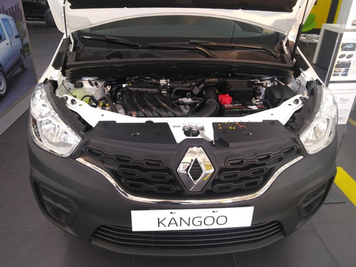 nueva renault kangoo 1.6 entrega inmediata gm