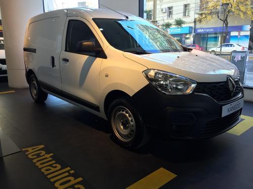 nueva renault kangoo 1.6 furgon confort 1plc  tasa  9.9%  jl