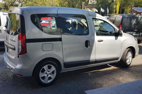 nueva renault kangoo 5 asientos o furgon- retira en 10 dias!