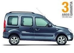 nueva renault kangoo authentique plus 1.6 2p okm (jg)