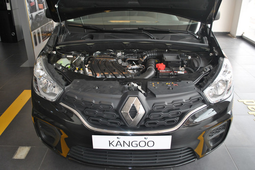 nueva renault kangoo ii 1.6 life 2020