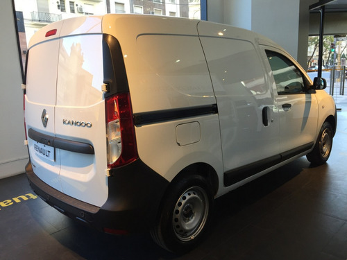 nueva renault kangoo ii confort 1.6 0 km 2018 oferta!! f