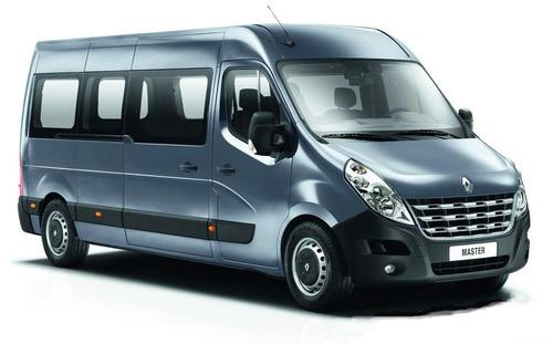 nueva renault master 2.3 minibus 15 + 1 2018
