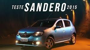 nueva renault sandero expression 1.6 okm (cd)