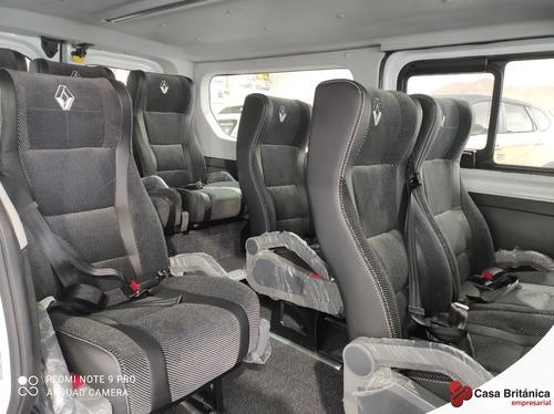 nueva renault trafic techo bajo pasajeros o carga