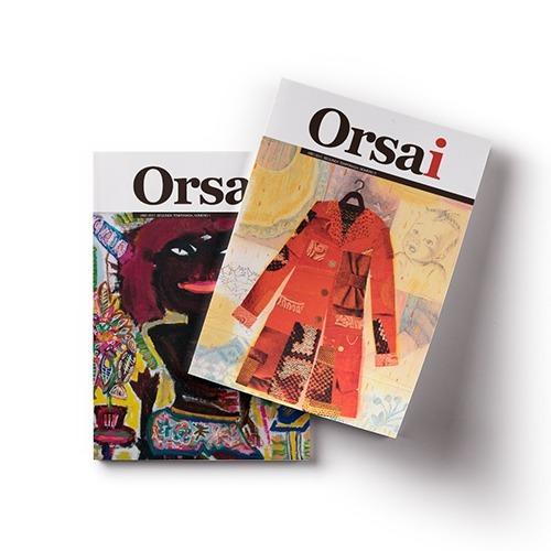 nueva revista orsai números 1 & 2
