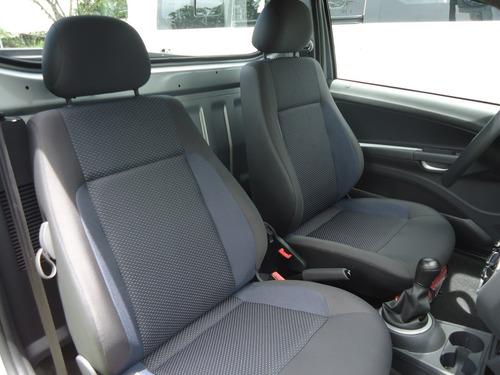 nueva saveiro cab. sencilla abs doble air bags 2018