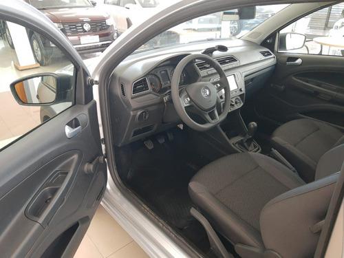 nueva saveiro comfortline doble cabina 1.6 16v 110cv gf