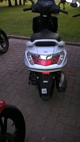 nueva scooter hero dash 8.4hp full full