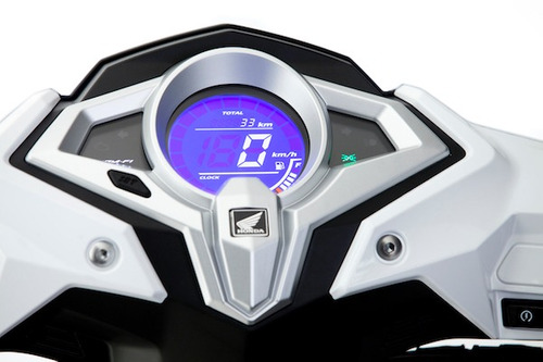 nueva scooter honda new elite 125 0km - power bikes