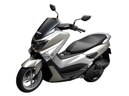 nueva scooter yamaha nmax 2017 expomoto sa - gris