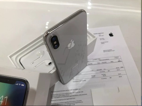 nueva sellada apple iphone x 64gb más samsung +19045304181