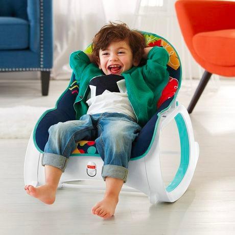 nueva silla mecedora fisher price modelo midnight rainforest
